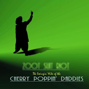 Zoot Suit Riot Custom Arranged For  Big Band For Vocal Solo - Custom graphic for alto