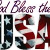 God Bless the USA - Custom Parts for Big Band Vocal Solo and Choir