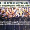 Hark! The Herald Angels Sing - A cappella SATB